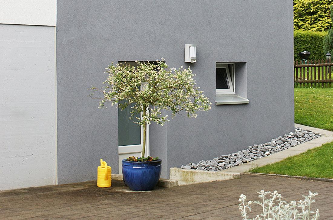 Anbau Haus