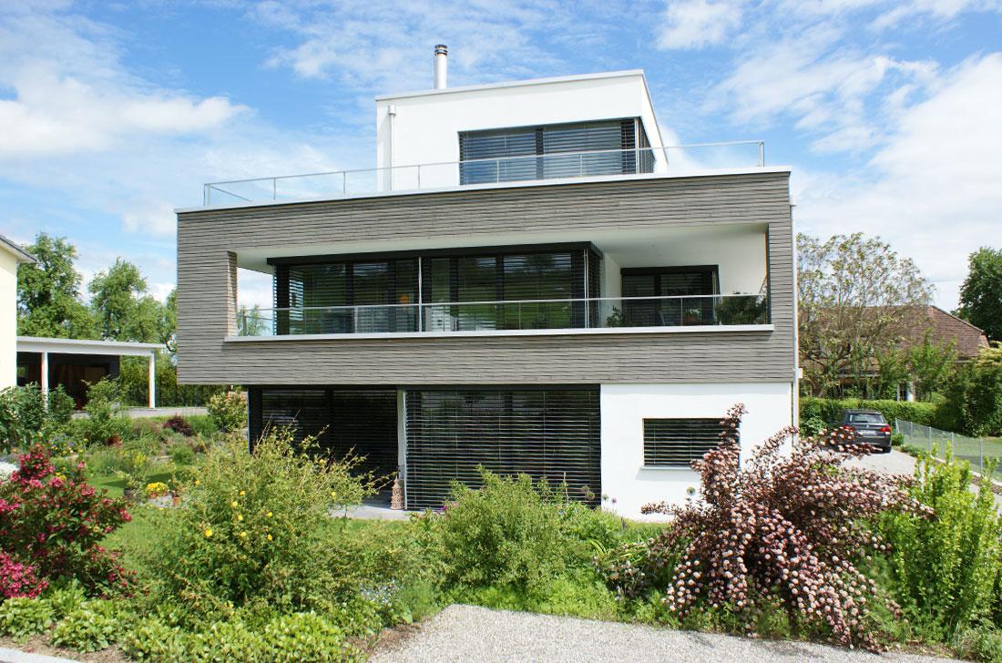 Realisierung Einfamilienhaus