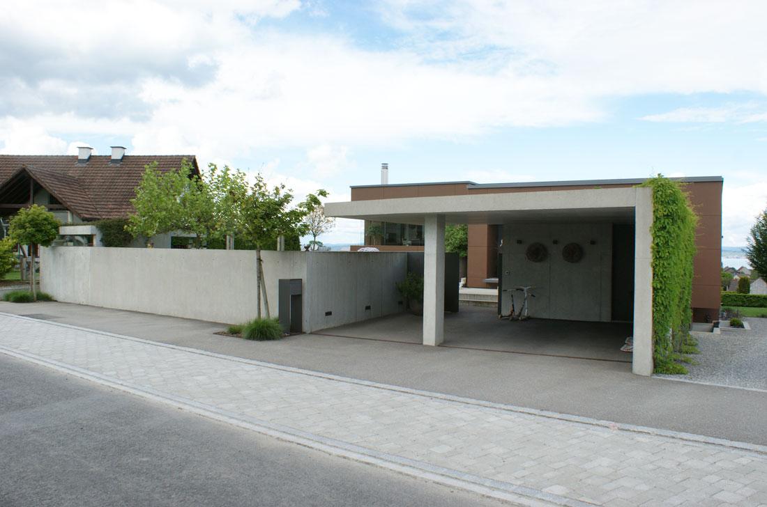 Einfamilienhaus Bauunternehmen