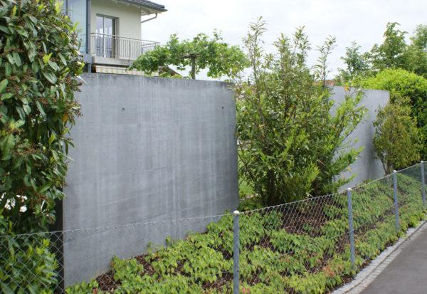 Gartenanlage Bau