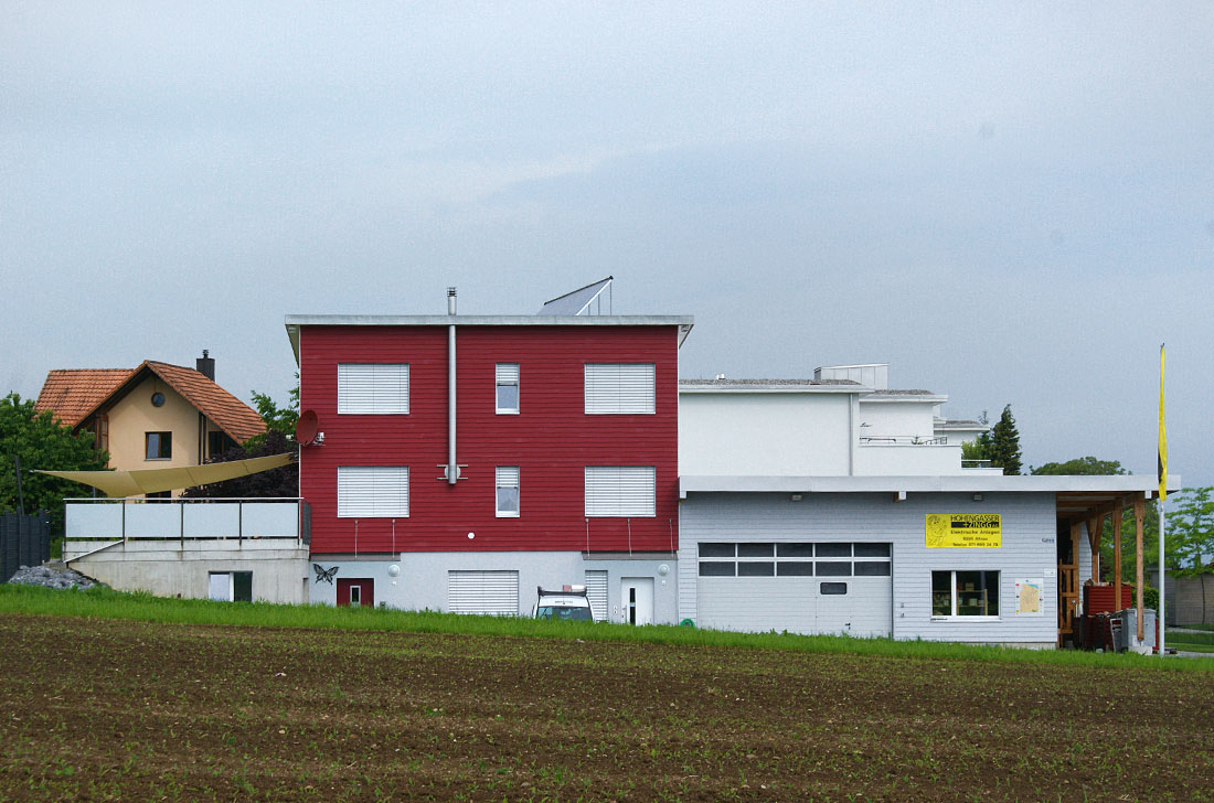 Industrie Bauprojekt