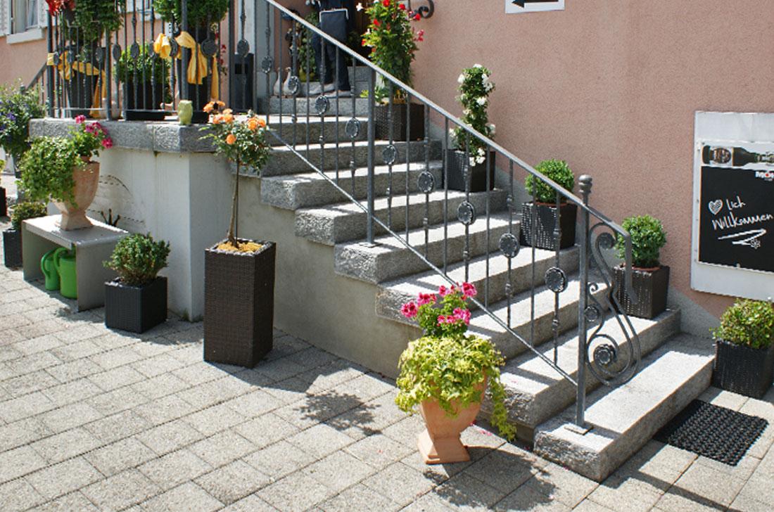 Kundenarbeit Treppe