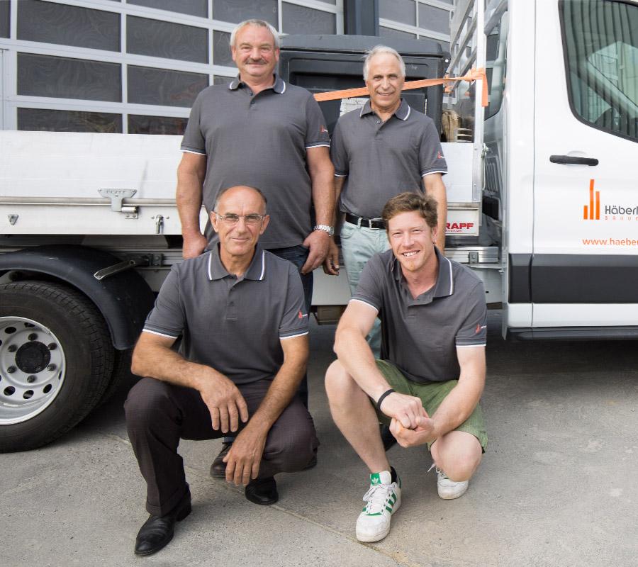 Kundenmaurer Häberlin + Fenners