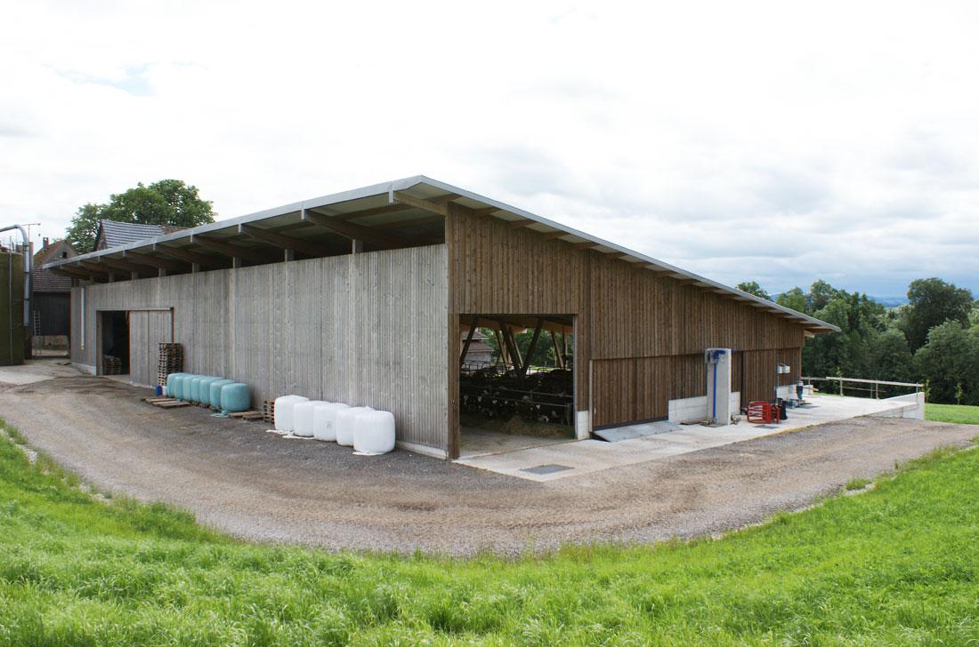 Landwirtschaft Bau