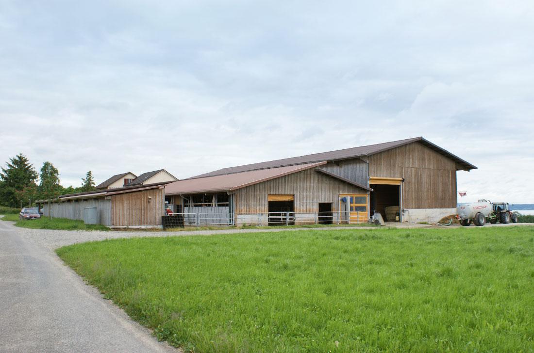 Bau Gebäude Landwirtschaft