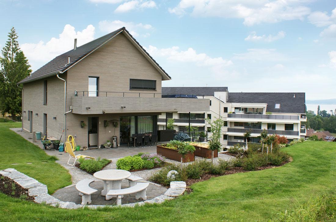 Mehrfamilienhaus Dienstleistungen