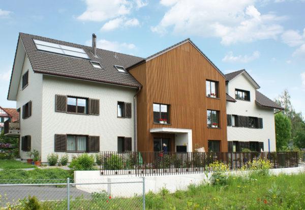 Mehrfamilienhaus Realisierung