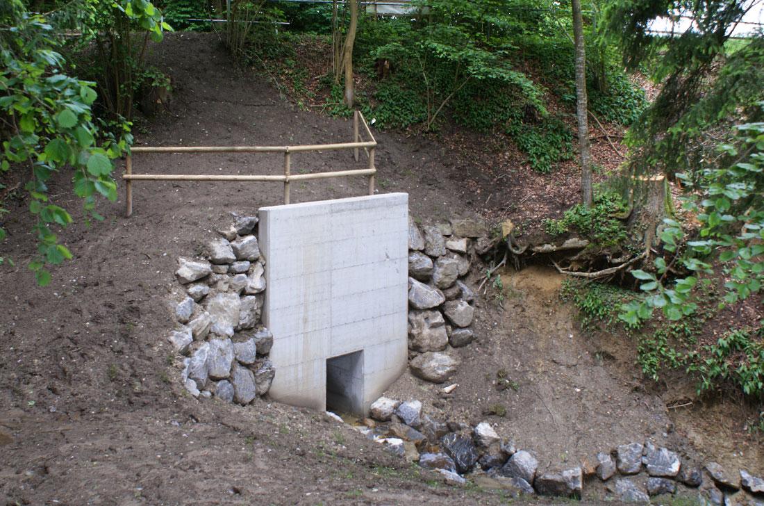 Bau öffentlicher Auftrag